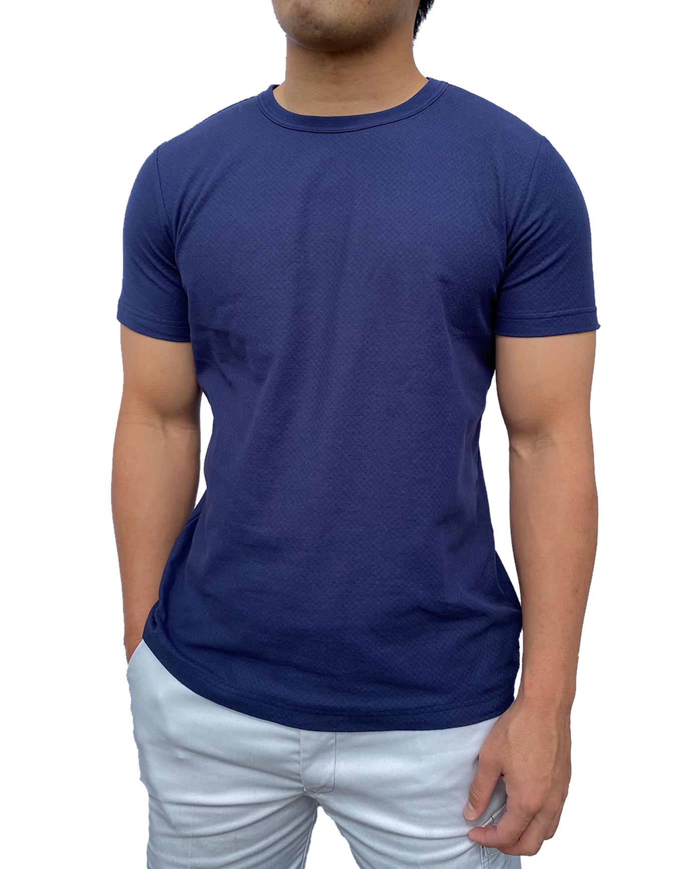 ARGO(アルゴ) 木綿 シャツ COOL <丸首・半袖> ~遮熱・放熱機能性アンダーウェア~